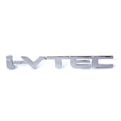 Emblem Honda I-VTEC Krom Jazz Accord Civic