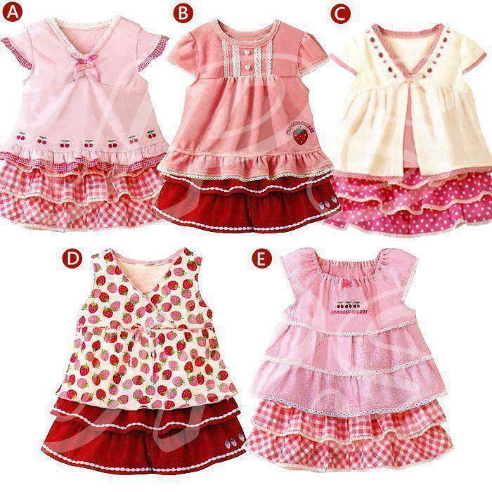 Jual GW anak/dress anak/pakaian anak murah/baju anak perempuan - Anis