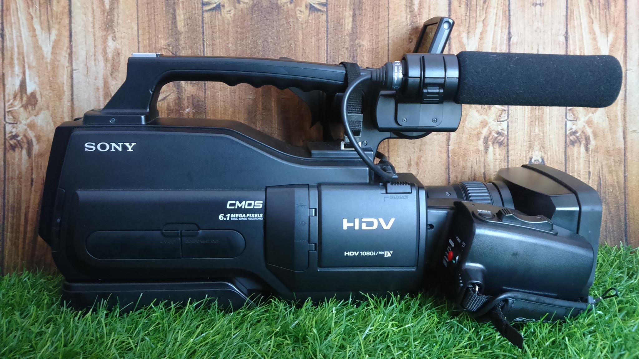 SONY PRO HVR-HD1000P