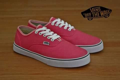 Sepatu Vans Cewek Pink Sepatu Vans Authentic Cewek