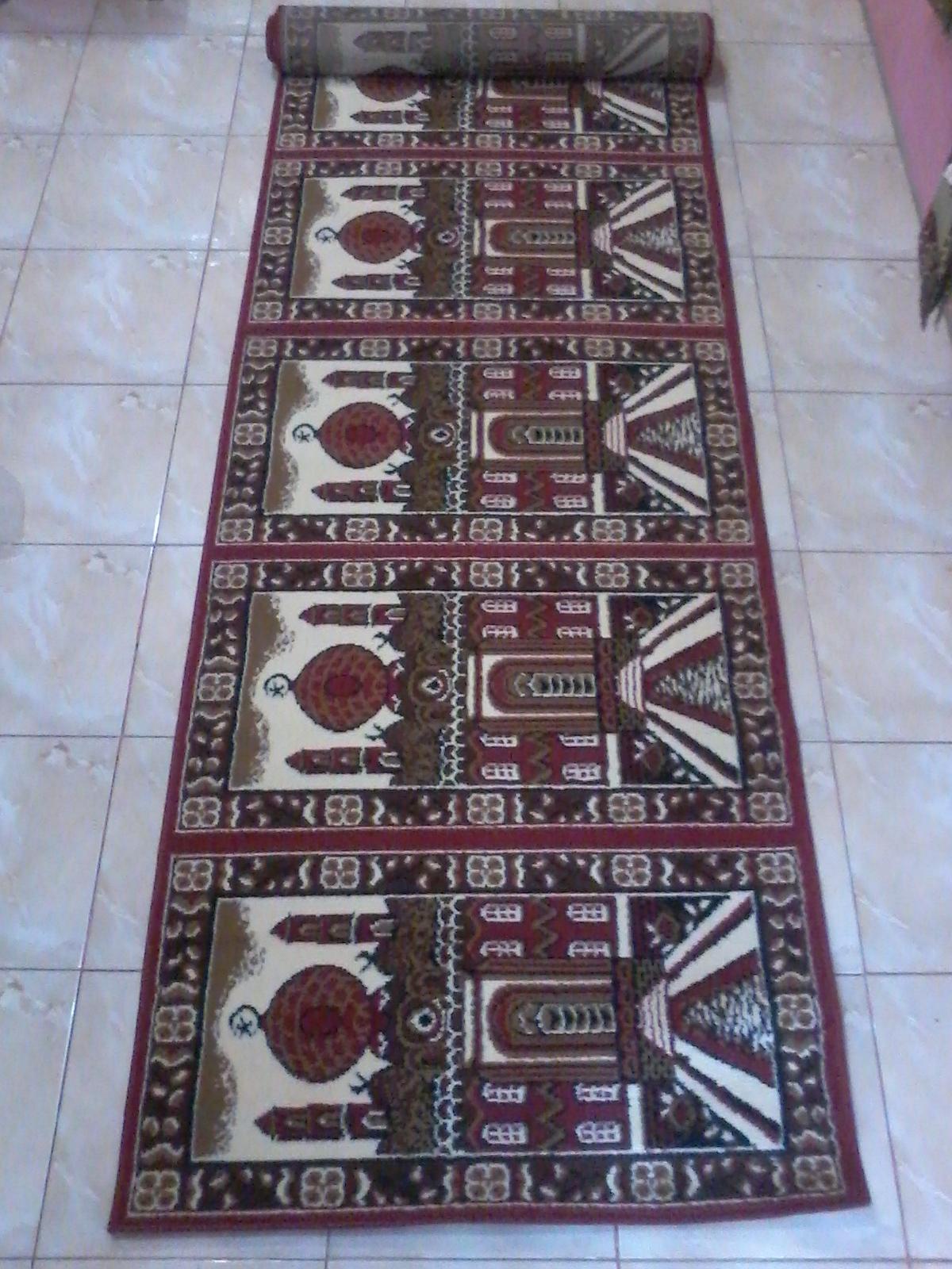 Jual Karpet Masjid Medeena Roll 107x57mtr Harga