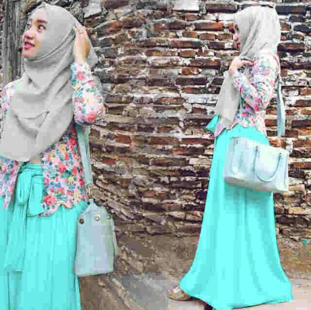 Hijab 4in1 Sofie Pinksoft