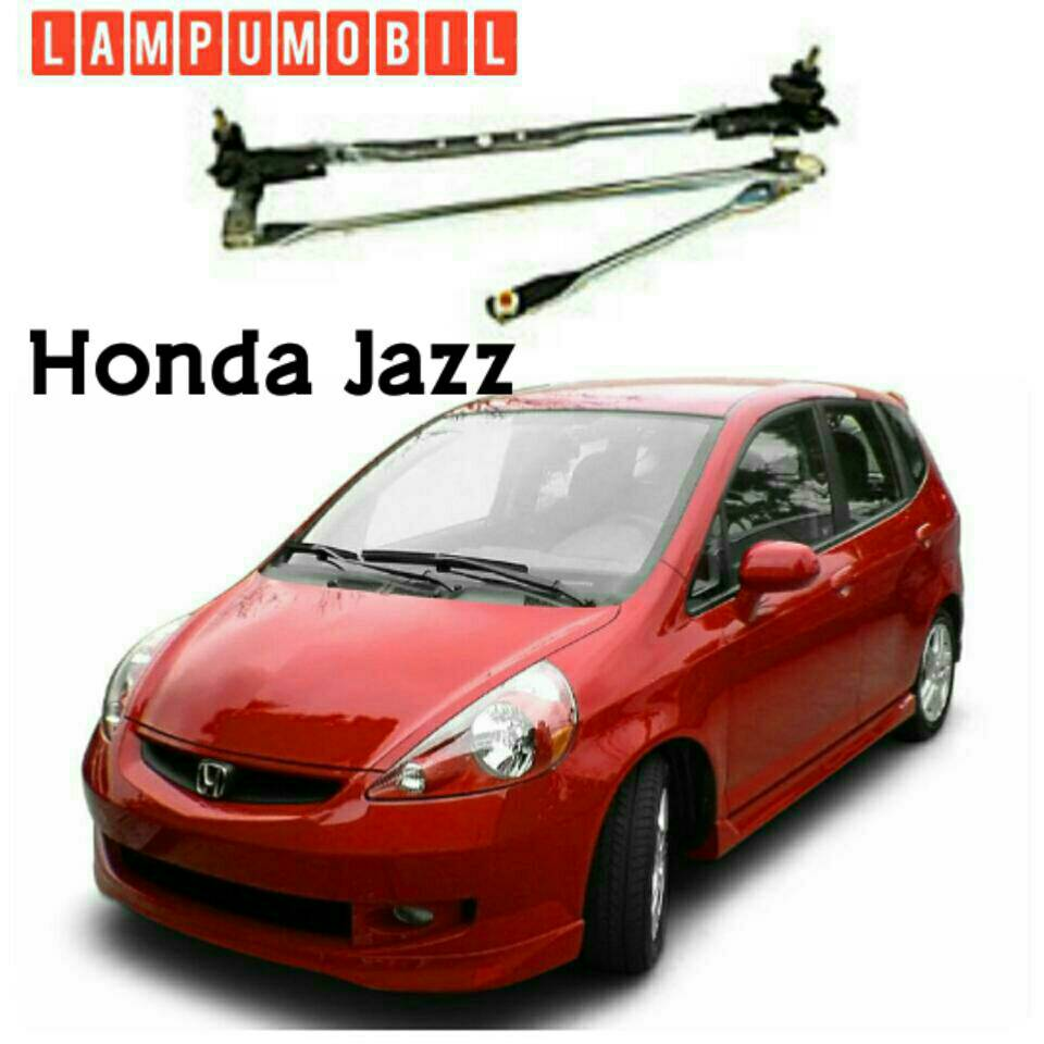 Wiper Link Set Honda Jazz 2002-2008 Merk LAI