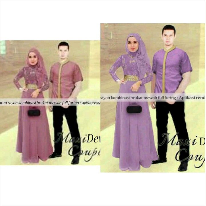 couple dewi hijab