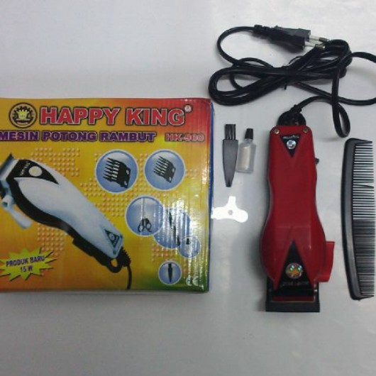 Jual Mesin / Alat cukur dan Potong Rambut Happy King