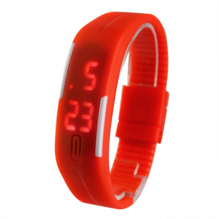 Купить резиновые часы в москве