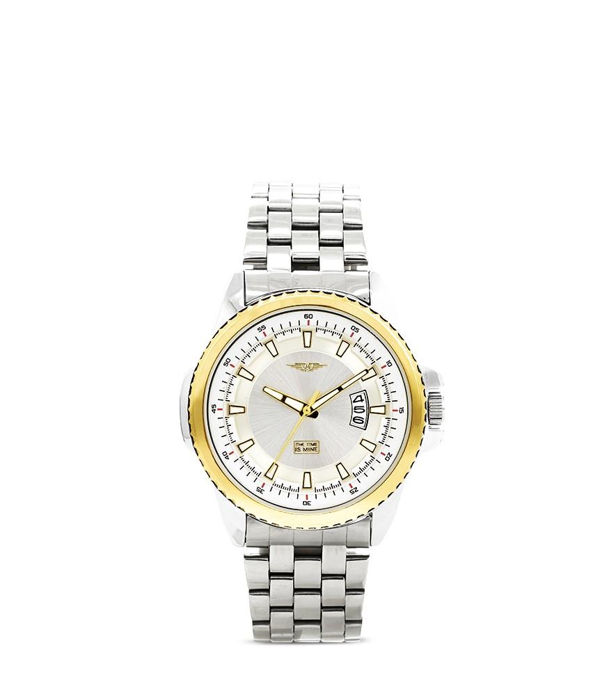 harga Jam Tangan Pria Marcus Watch Silver A.L.I.V.E Sophie Martin Paris Tokopedia.com