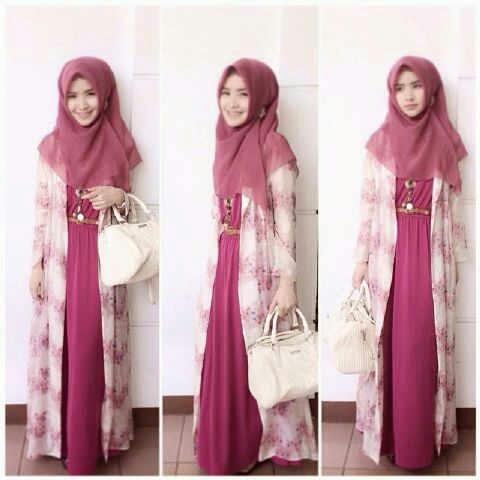 hijab anastasia 4in1 bhn spdk 4in1 maxi+long cardi+pashmina+belt