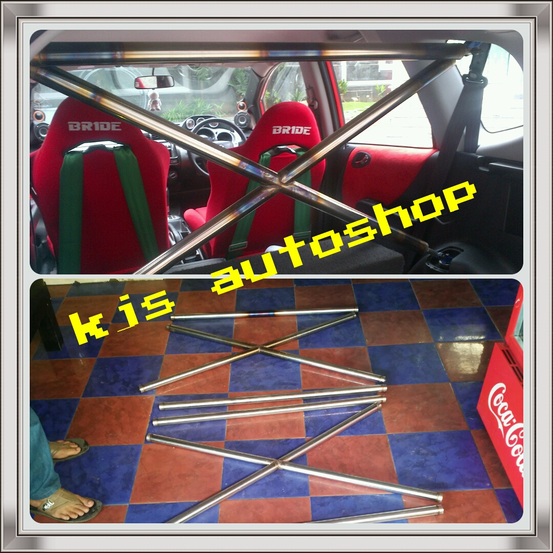 XBAR HONDA JAZZ GD3