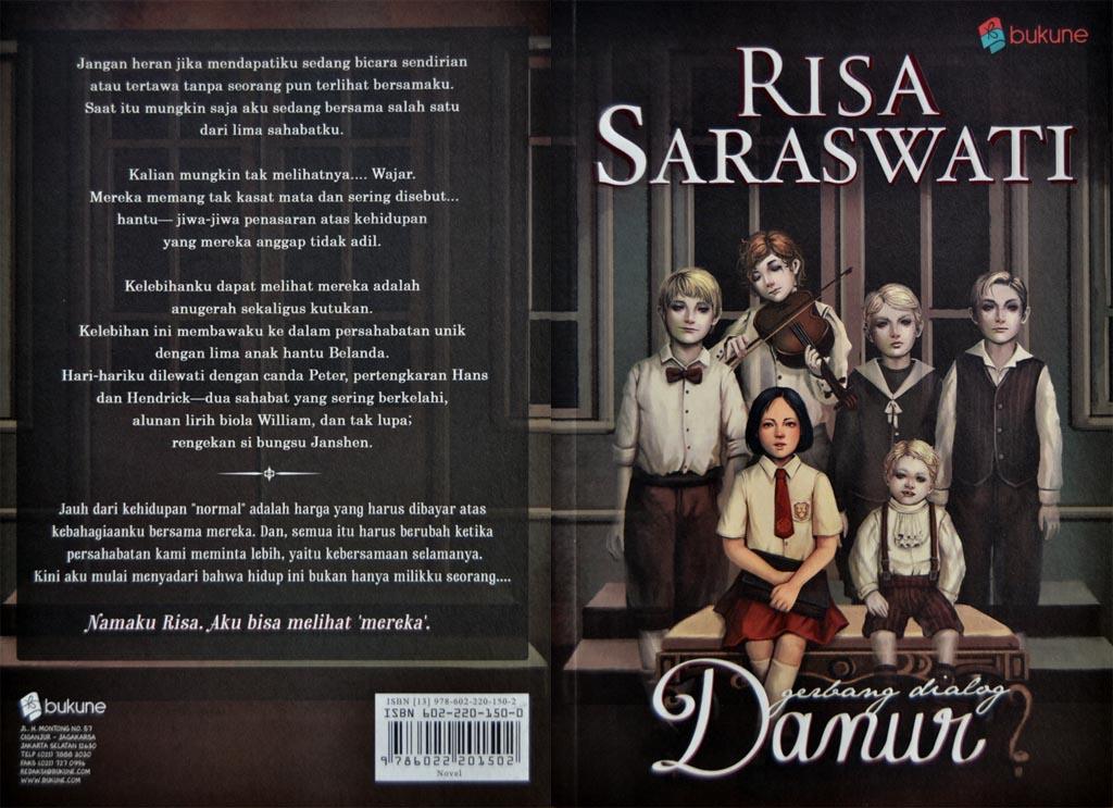 Image result for novel danur risa saraswati