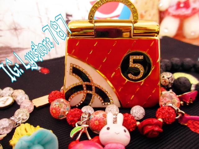 harga HP / Handphone Fashion Chanel Bentuk Tas - RED Tokopedia.com