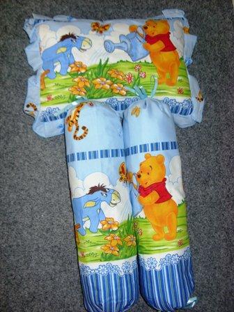 harga set bantal bayi plus 2 guling winnie the pooh Tokopedia.com