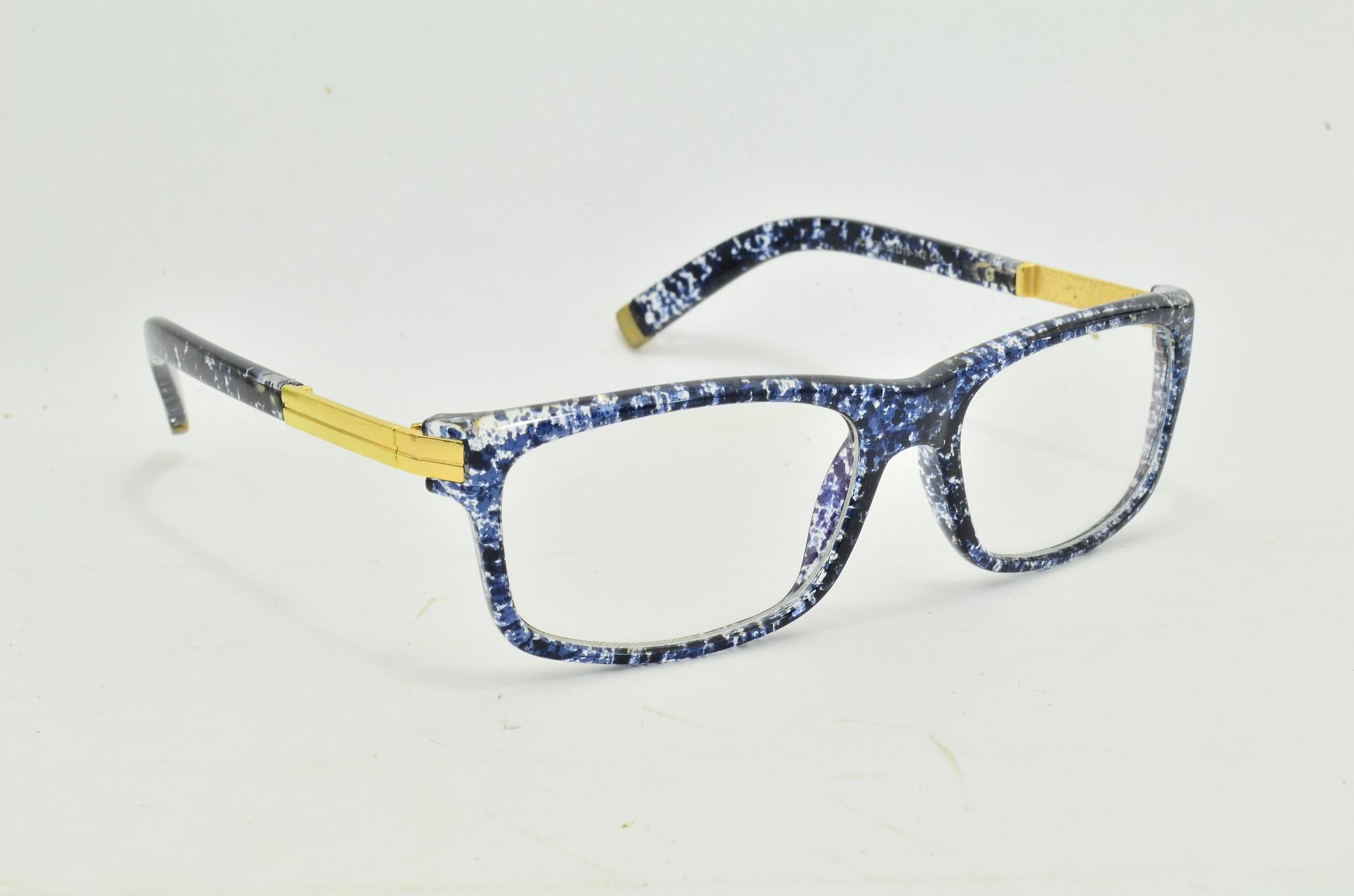 Jual Kacamata Korea Jc8125 Hitam Kombinasi