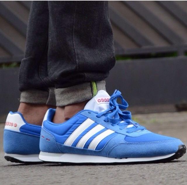 Adidas Neo City Racer Blue