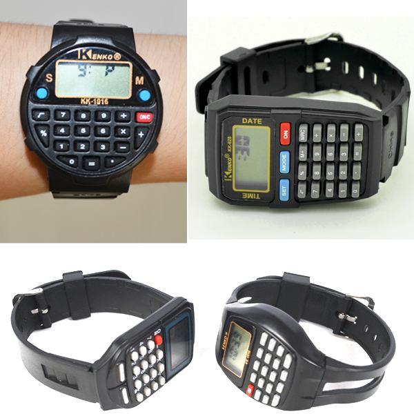 harga jam tangan kalkulator OBRAL Tokopedia.com