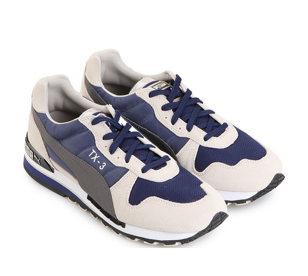 buy online d2e2d 78730 ... puma tx 3 blue white .. ...