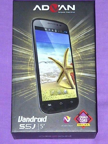 Jual Handphone HP Advan Vandroid S5J