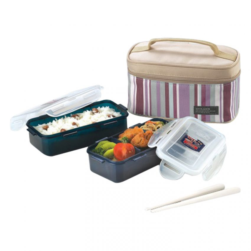 jual lock lock lunch box set with chopsticks hpl752sp merah muda solusi center tokopedia. Black Bedroom Furniture Sets. Home Design Ideas