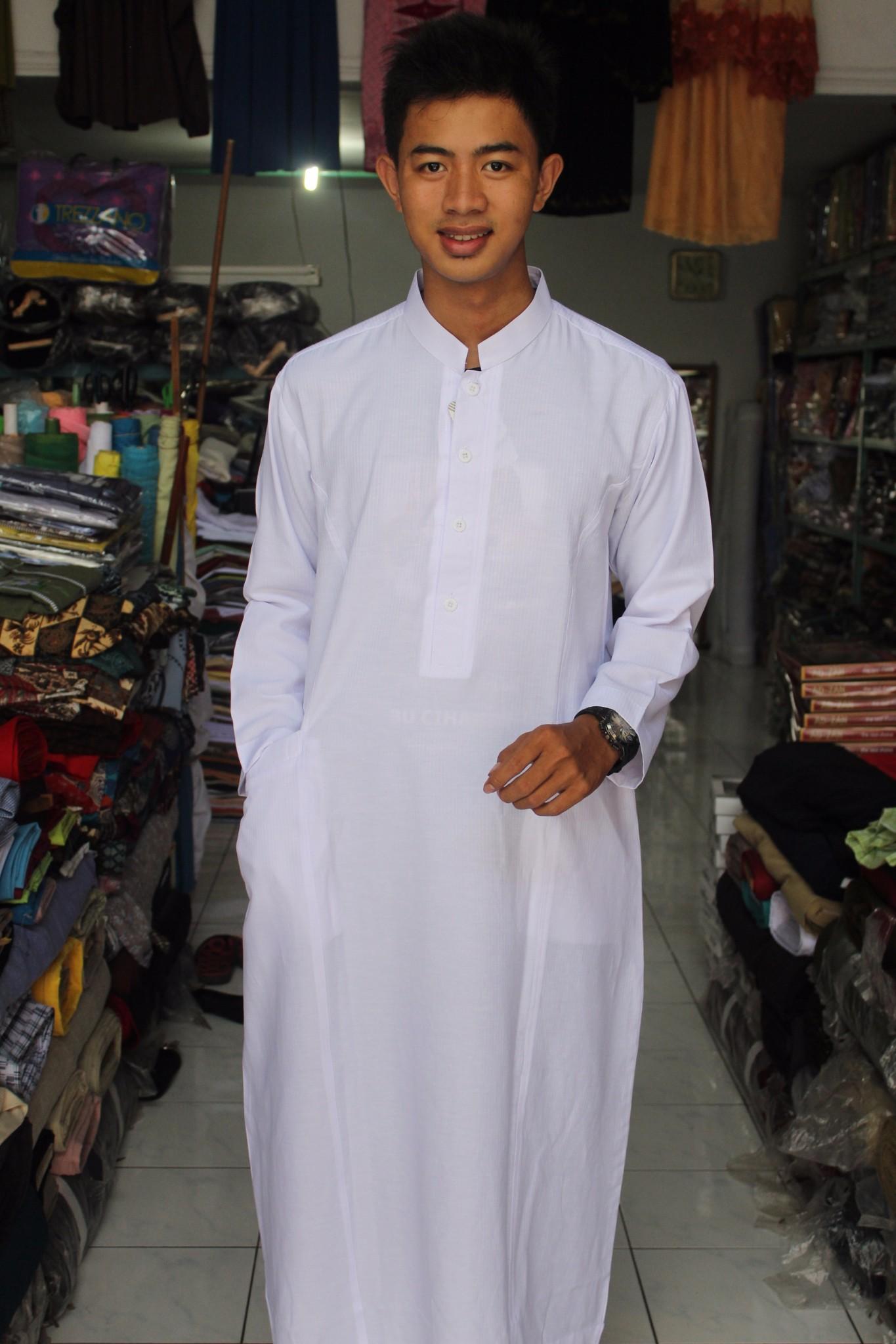Jual Gamis koko Jubah, Busana muslim pria, baju koko pria - Esquina collection | Tokopedia
