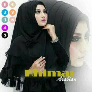 hijab instant khimar arabian