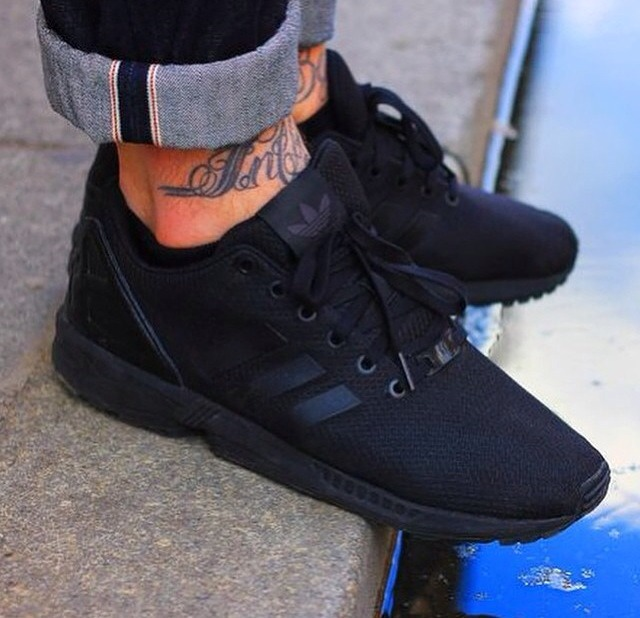 56dc30d9d7b26 ... where to buy adidas zx la adidas zx flux black harga 38c47 0c114