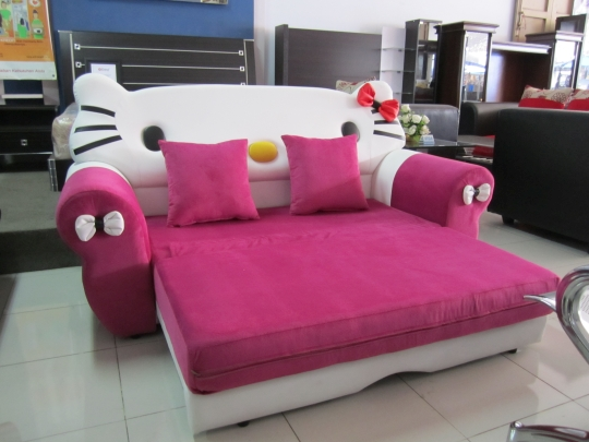 xoxo furniture. Jual Sofa Bed O Kitty Berkualitas Tinggi Xoxo Furniture ,
