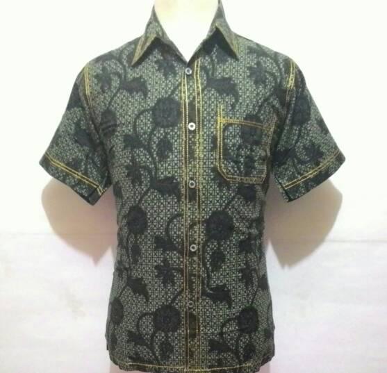Batik Pria Pekalongan: Jual Kemeja Batik Pekalongan Smok Pria / Baju Batik Cowok