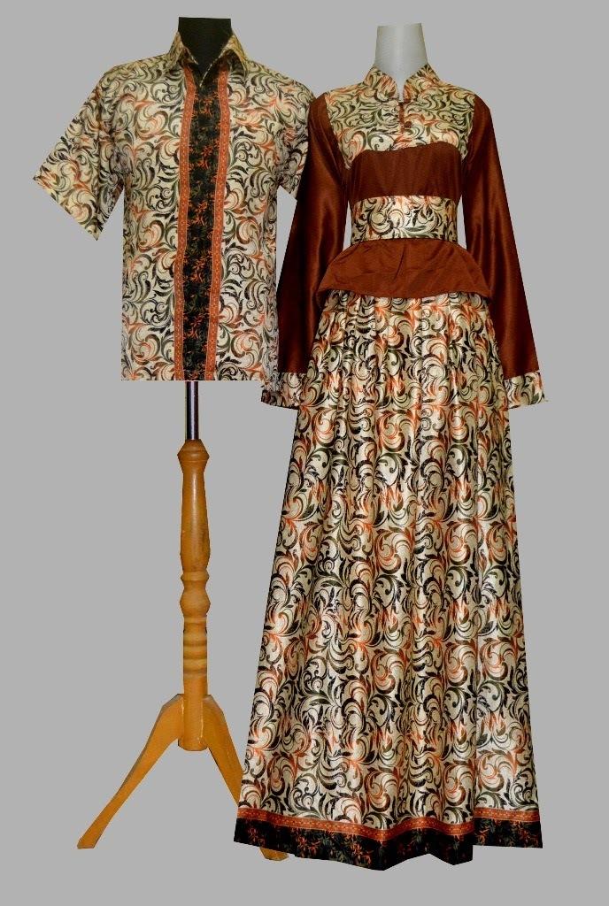 Jual Bos4ab6 Gamis Couple Batik Butik Online Shop