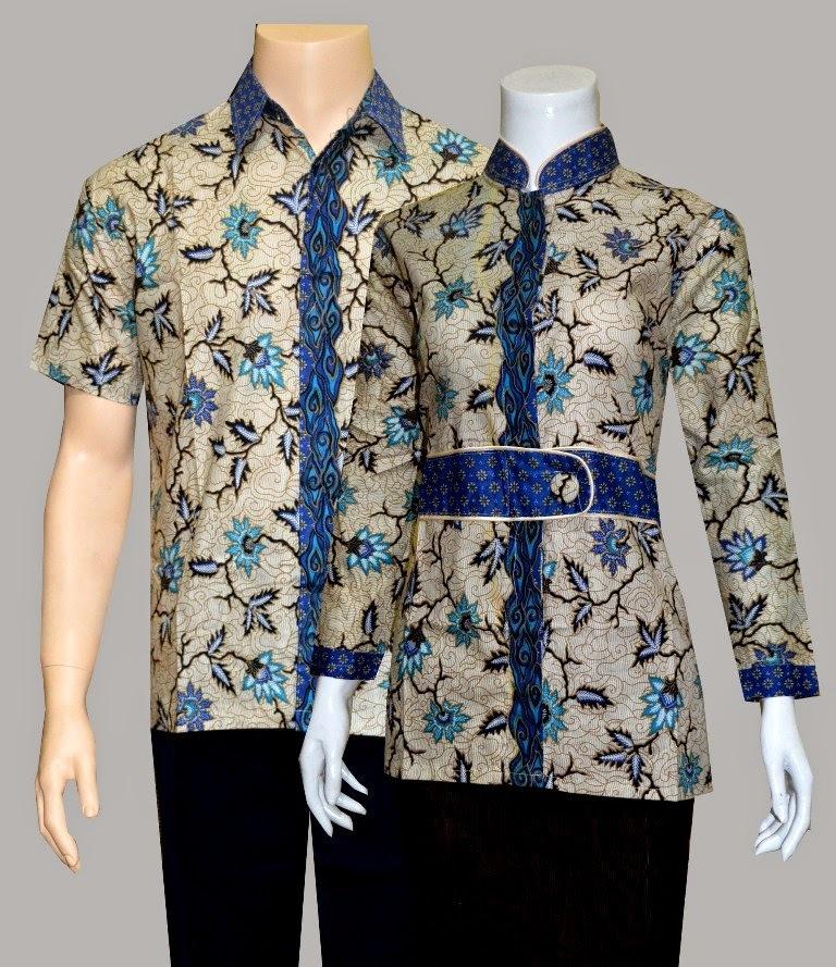 Couple Batik Blouse 105