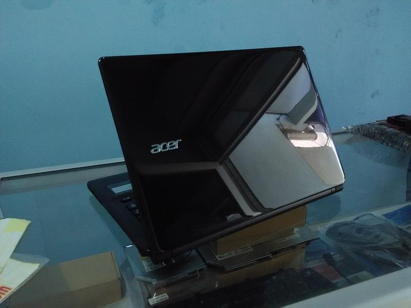 harga Laptop 2nd Acer Aspire E5-411 Intel N2830 Segel Mulus Seperti Baru Tokopedia.com