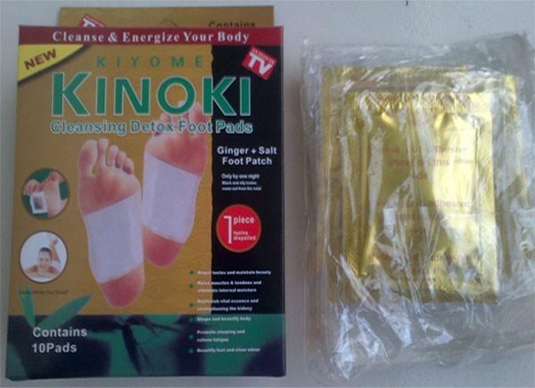 Koyo Kinoki Gold  Koyo Detox Untuk Kesehatan
