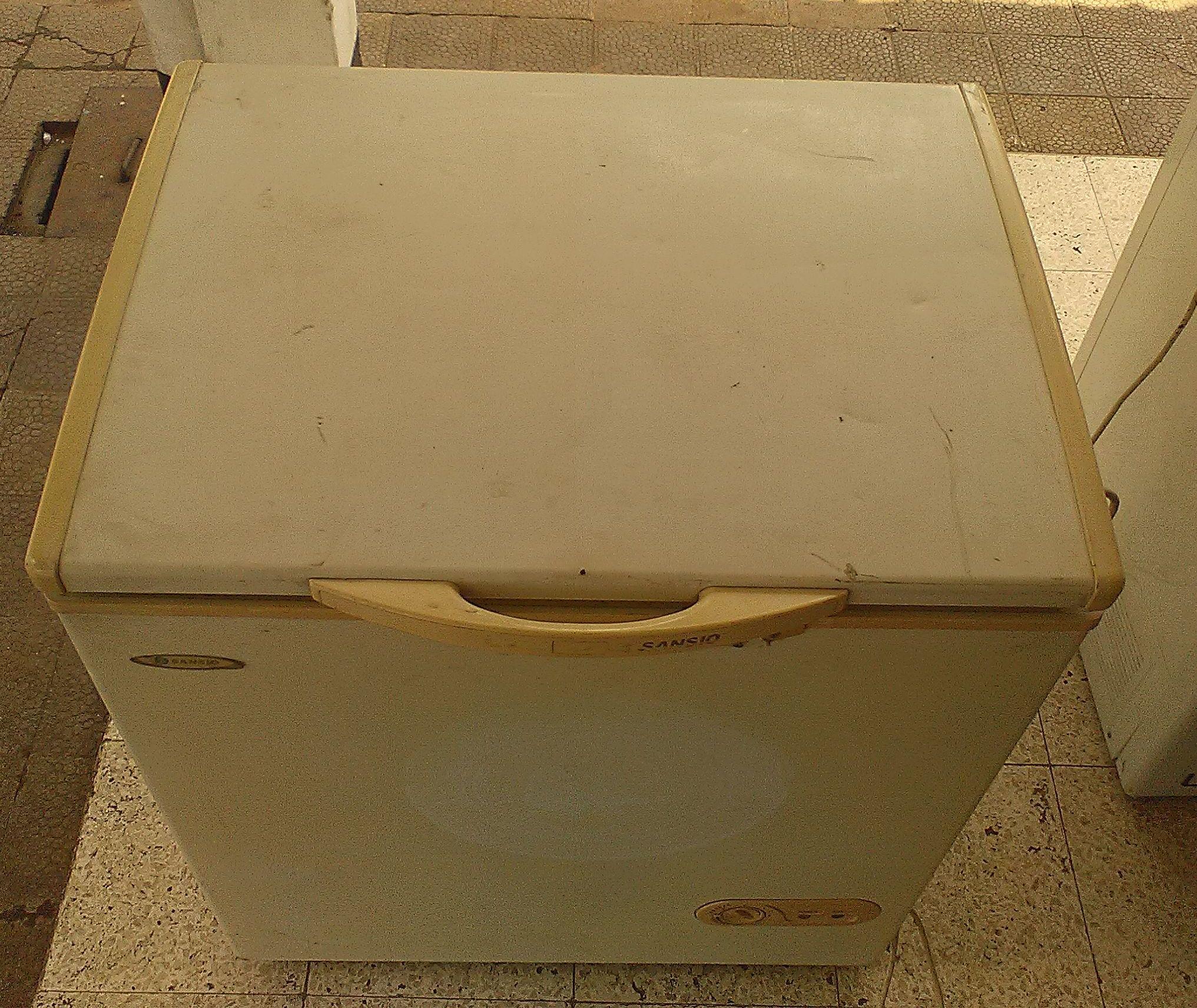 harga Freezer Box Sansio SAN-148f Tokopedia.com