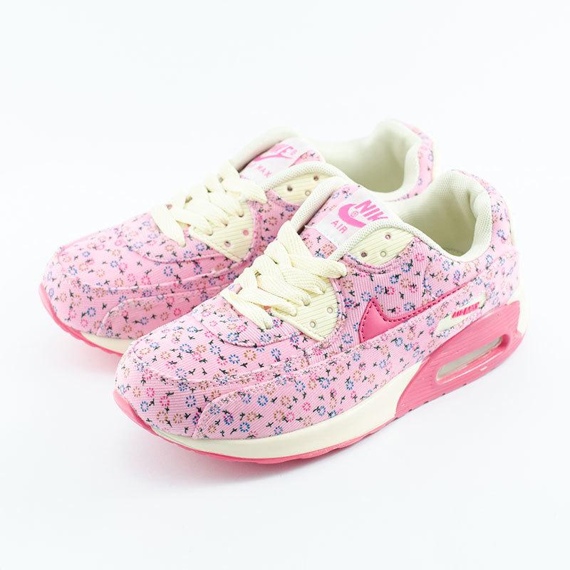 Sepatu Nike Air Max Flower Pink