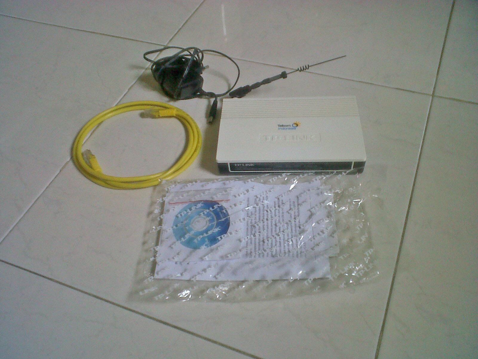harga TP-LINK TD-W8101G (WIFI) Bekas Tokopedia.com