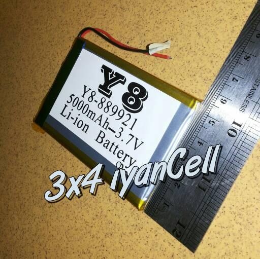 Jual Baterai Battery Tab Advan T1F E1C 2 Kabel 5000mAh