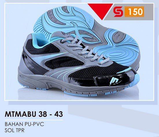 harga Sepatu Olahraga Garsel Shoes S 150 Tokopedia.com