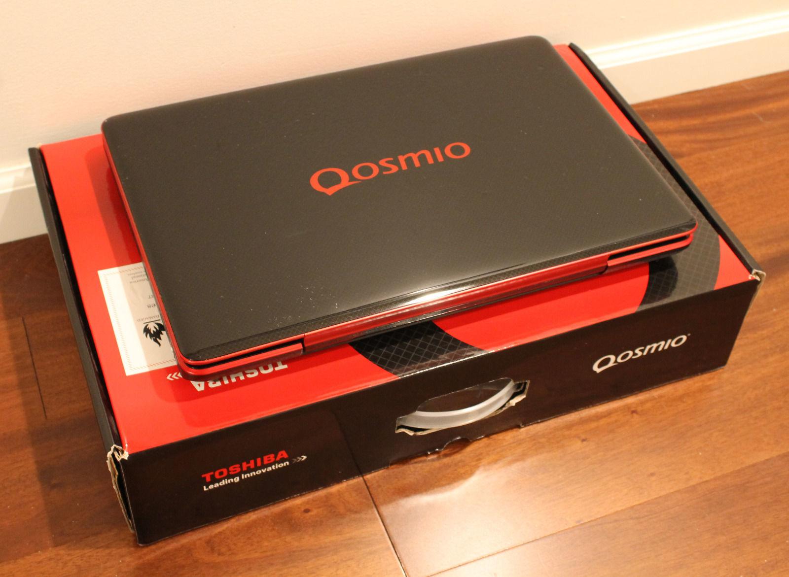 harga TOSHIBA Qosmio X505-Q870 18.4 Gaming Laptop, 1.6GHz Intel Core i7, Tokopedia.com