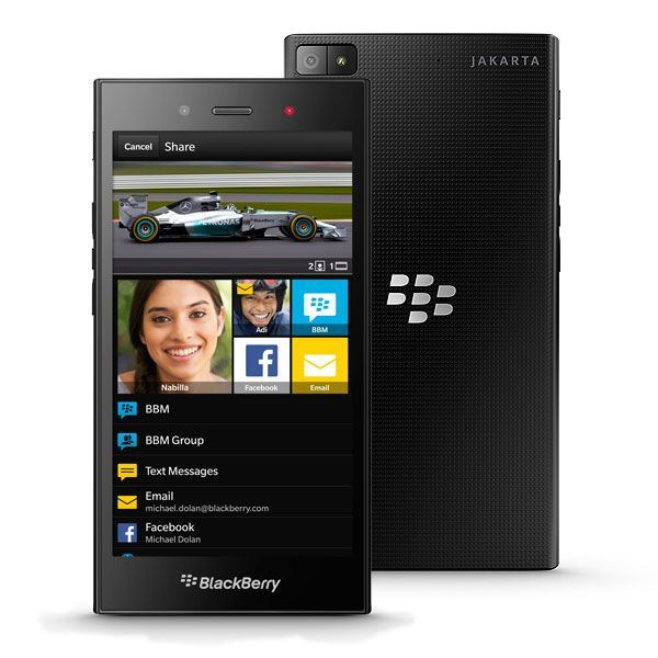 BlackBerry Z3, TAM