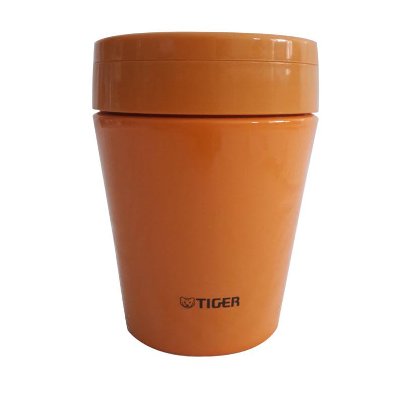 harga Tiger Thermal Soup Cup 300 ml MCCB030 - Orange Tokopedia.com
