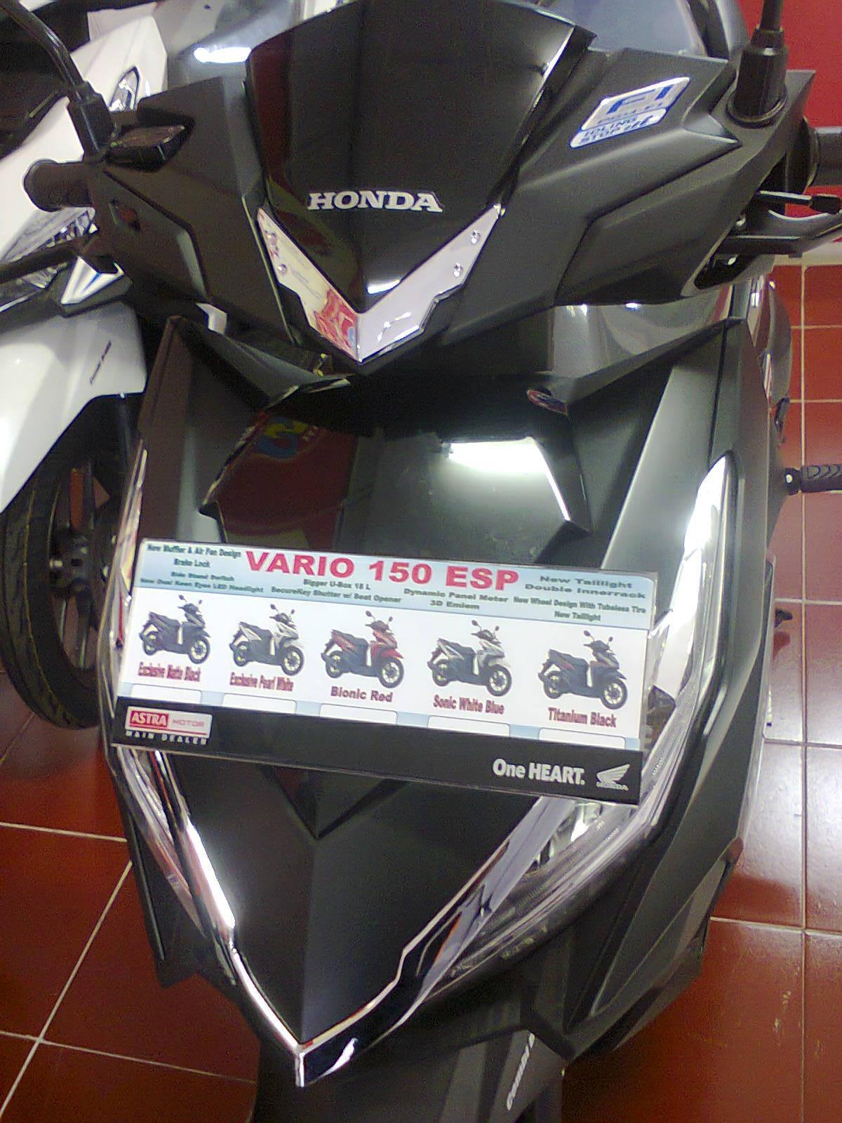 Variasi Honda Vario Terbaru Solusi Motor