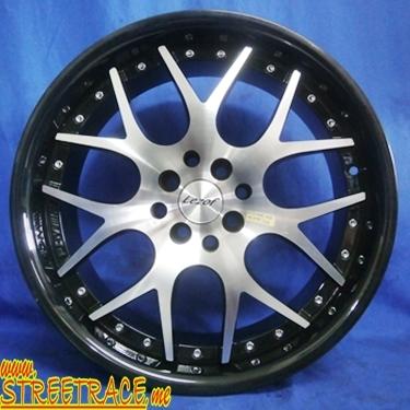harga VELG RACING 8738 HSR R18 X 8 8X100-114,3 ET40 Tokopedia.com