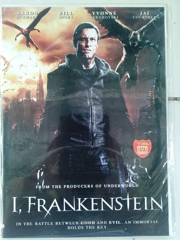 frankenstein the immortal one