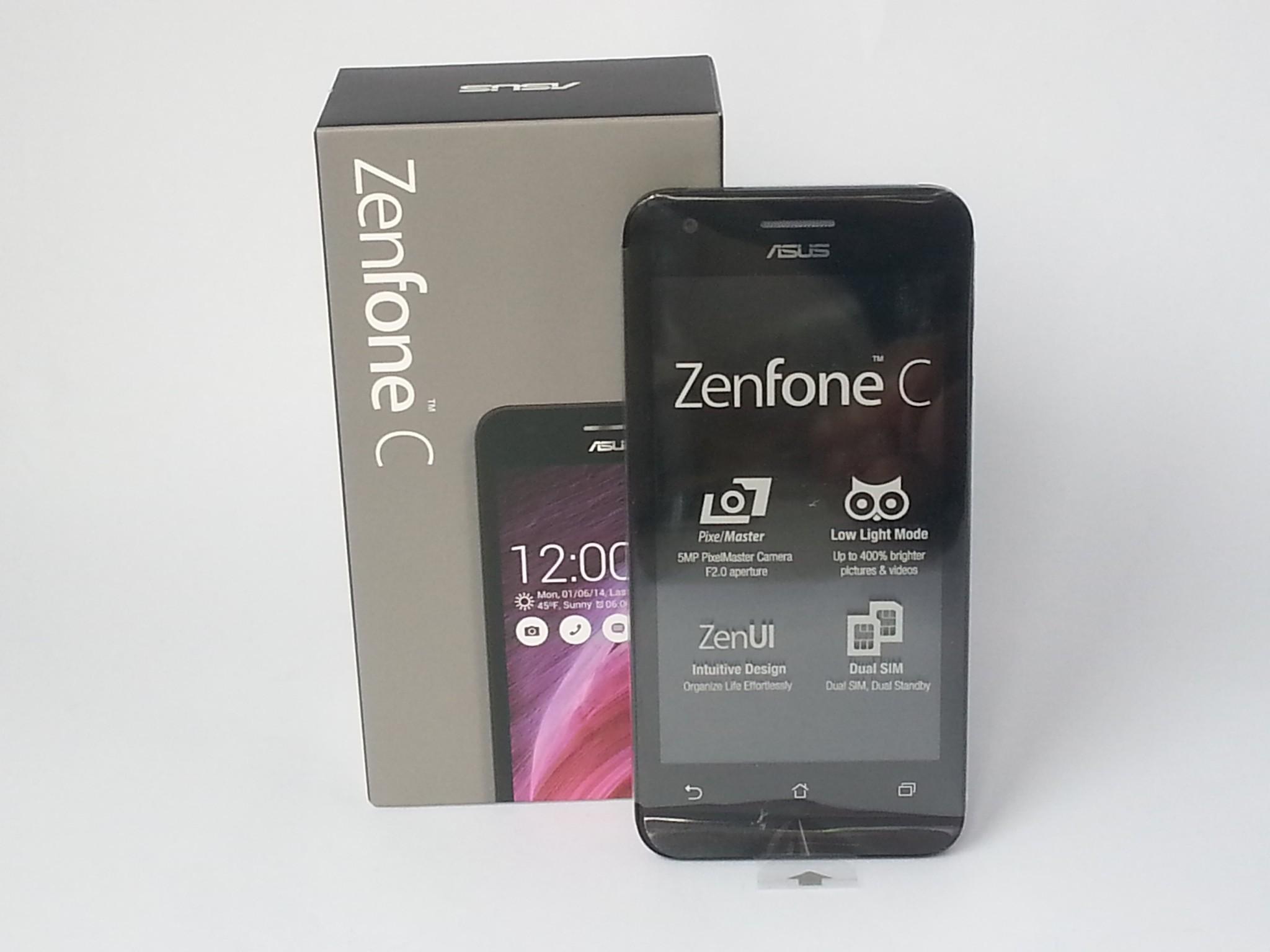 Jual Asus ZenFone C Garansi Resmi TAM