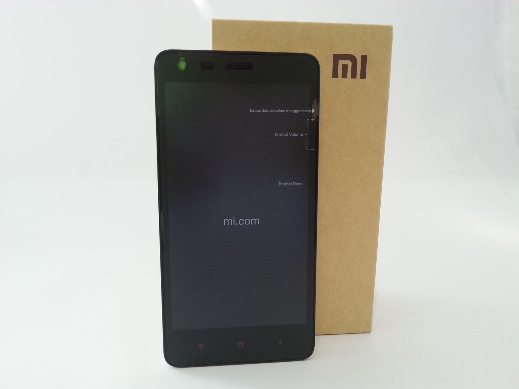 Jual Xiaomi Redmi 2 Prime 4G LTE Black White Garansi