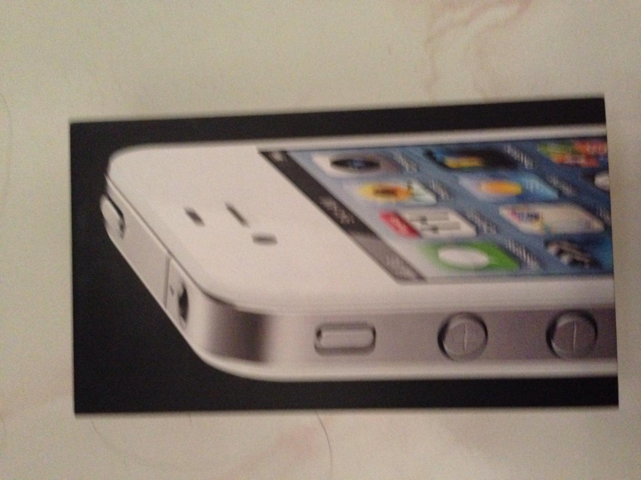 Harga Iphone 4 8Gb 5Mp Putih