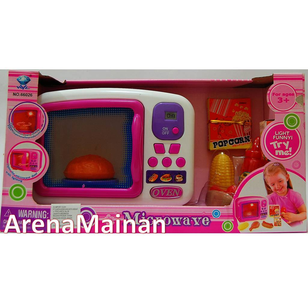 harga Mainan Microwave Tokopedia.com