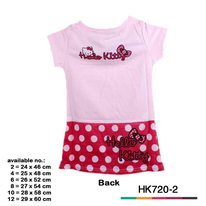 Jual Baju Anak Hello Kitty 6283 Hk720 2 Alexashop