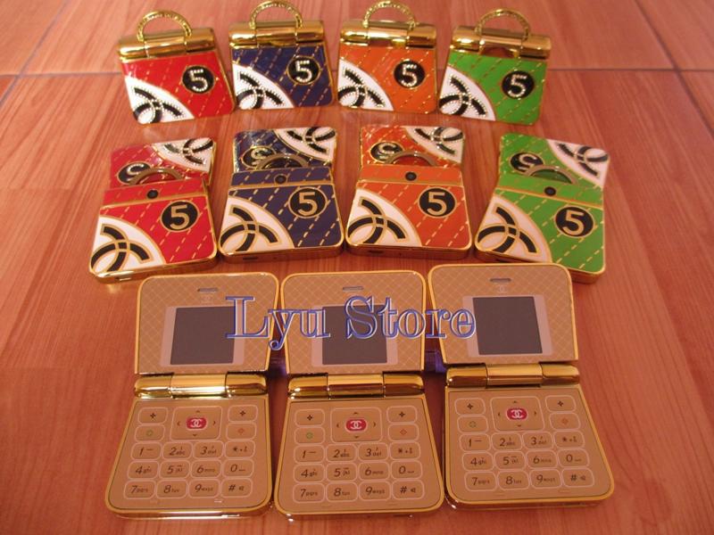 harga Handphone Chanel Bentuk Tas Tokopedia.com