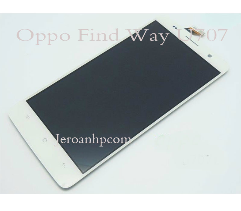 Jual Lcd Touchscreen Oppo Find Way U707 Original