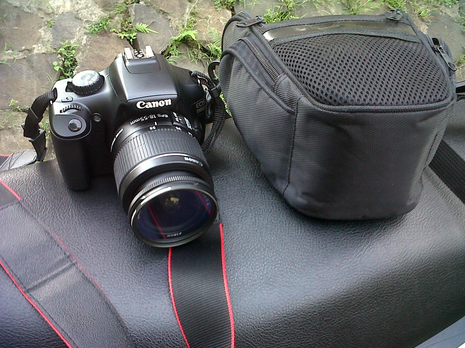 Jual Kamera Dslr Canon Eos 1100d